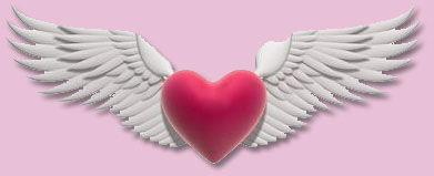 Valentine Quotes - heart wings